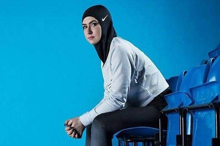 Pierwszy profesjonalny hidżab dla sportowców