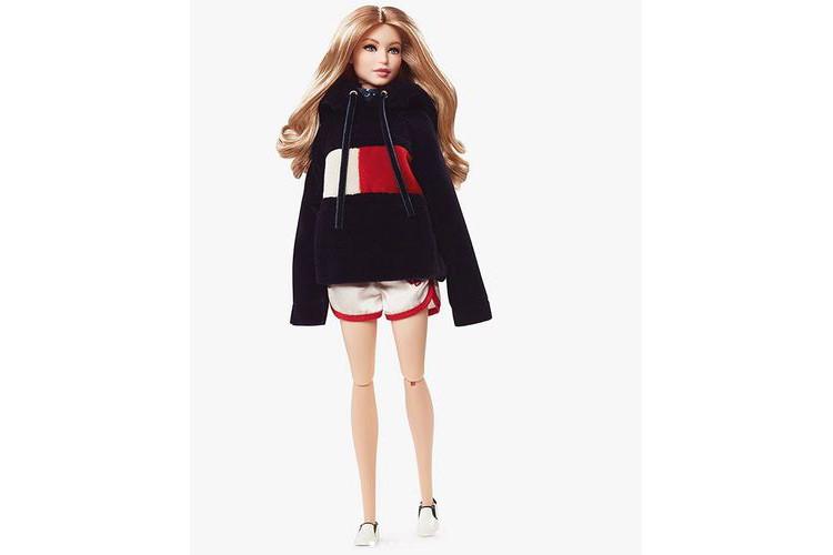 Lalka Tommy x Gigi Barbie