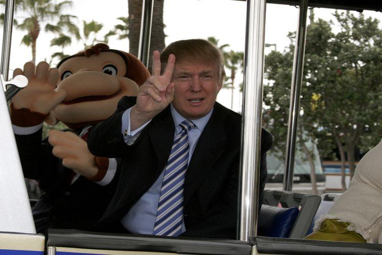 Ile coli pije Donald Trump