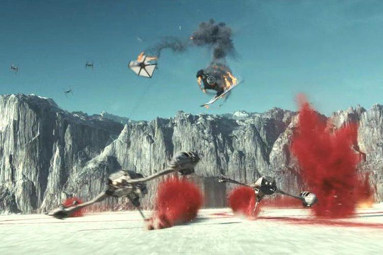 Recenzja filmu: Gwiezdne Wojny. Ostatni Jedi