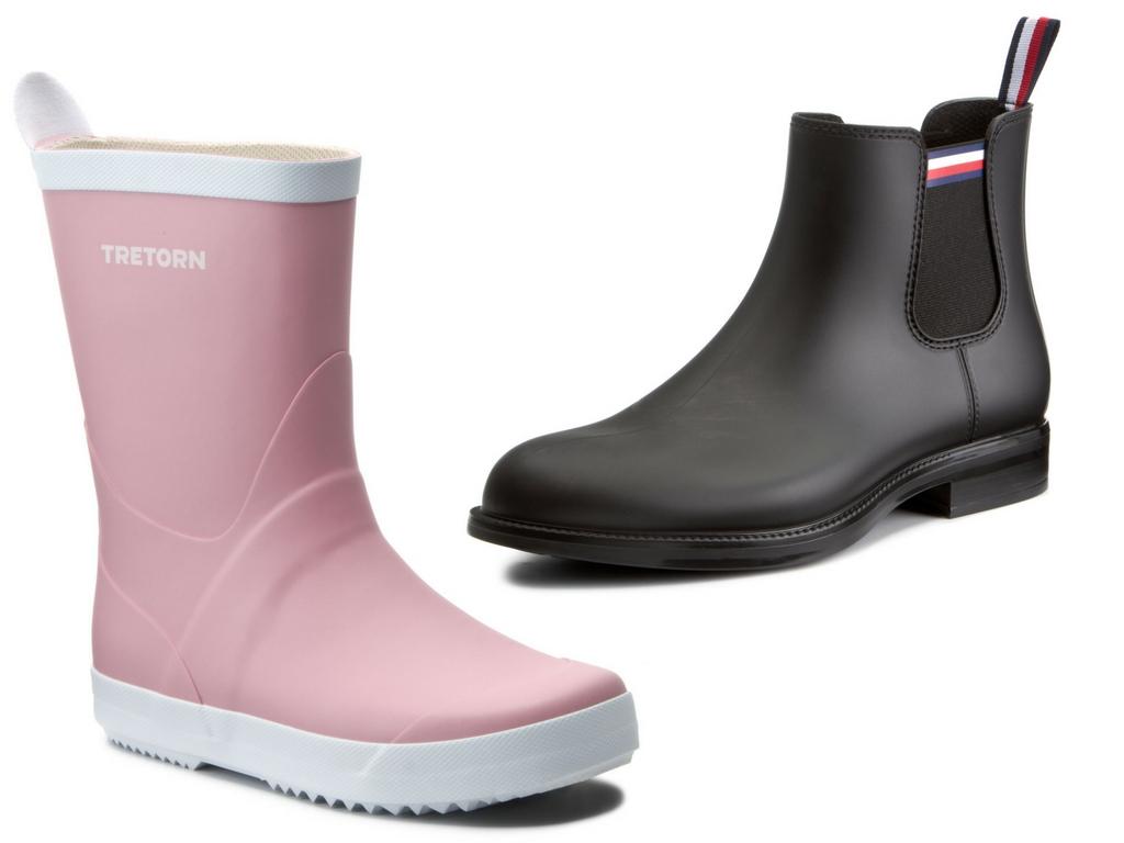 Te buty nie boją się deszczu! Wybór najlepszych modeli
