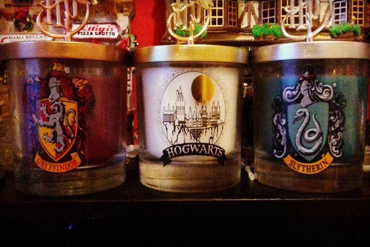 Świeczki Harrego Pottera od Primark