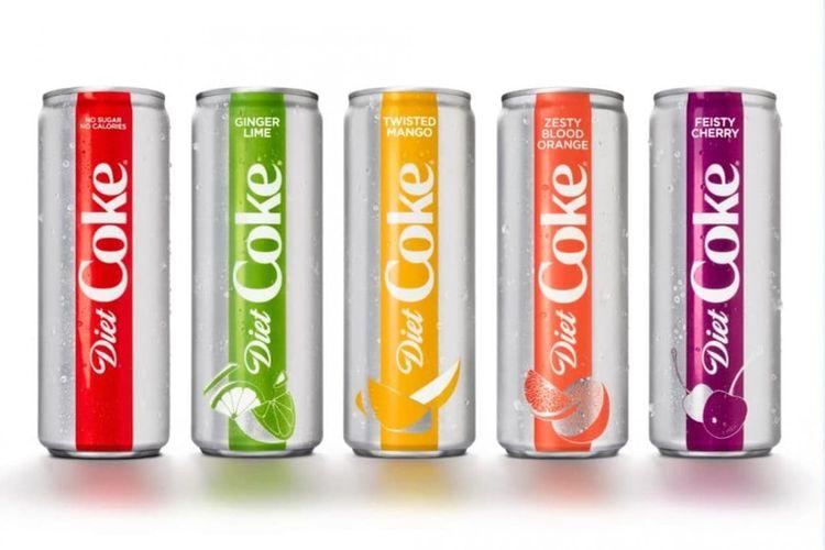 Nowe smaki i puszki od Coca Cola
