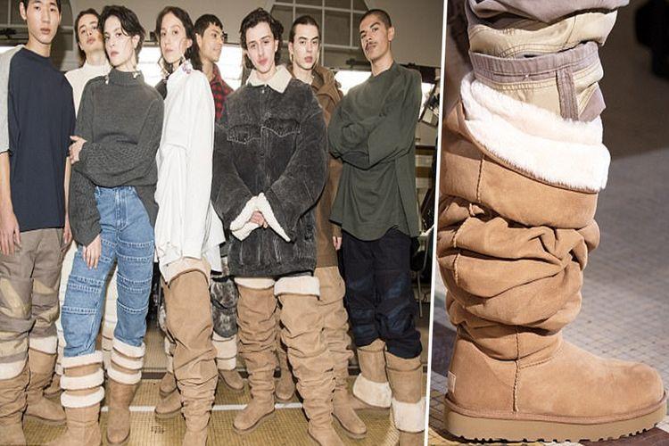 Buty UGG w wersji dla mężczyzn