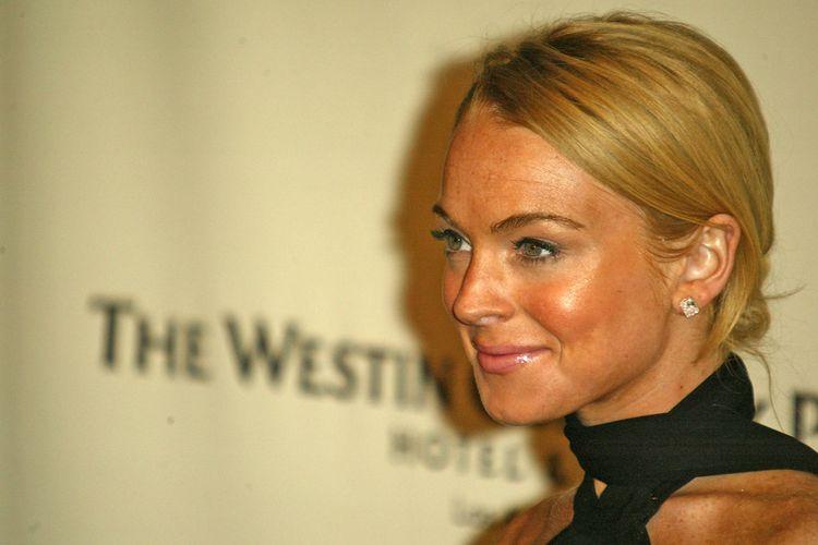 Kosmetyki od Lindsay Lohan