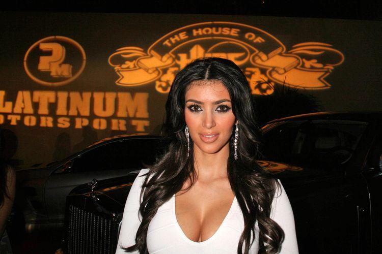 Fryzura Kim Kardashian po śmierci