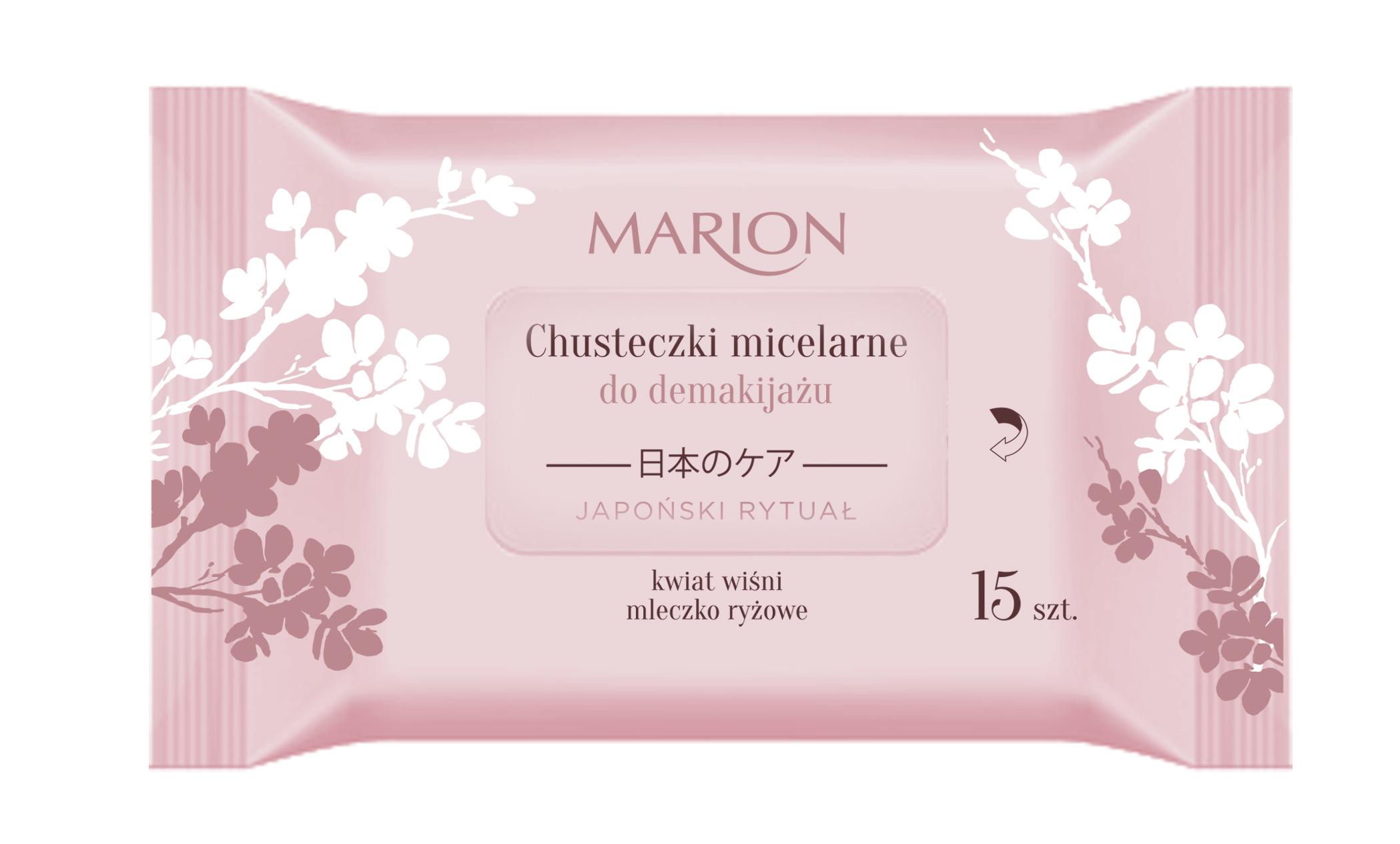 Kosmetyki o wiśniowym zapachu od Marion