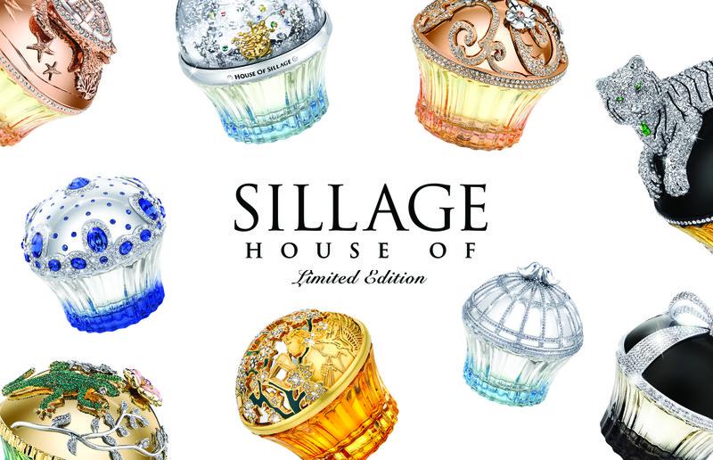 Baśniowy świat House of Sillage
