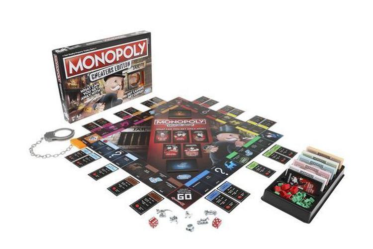 Gra Monopol dla… oszustów