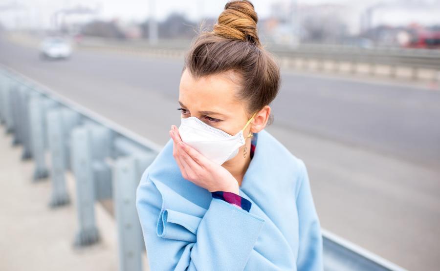 Maski antysmogowe – czy mogą szkodzić?