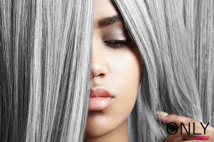7 pytań o siwe włosy