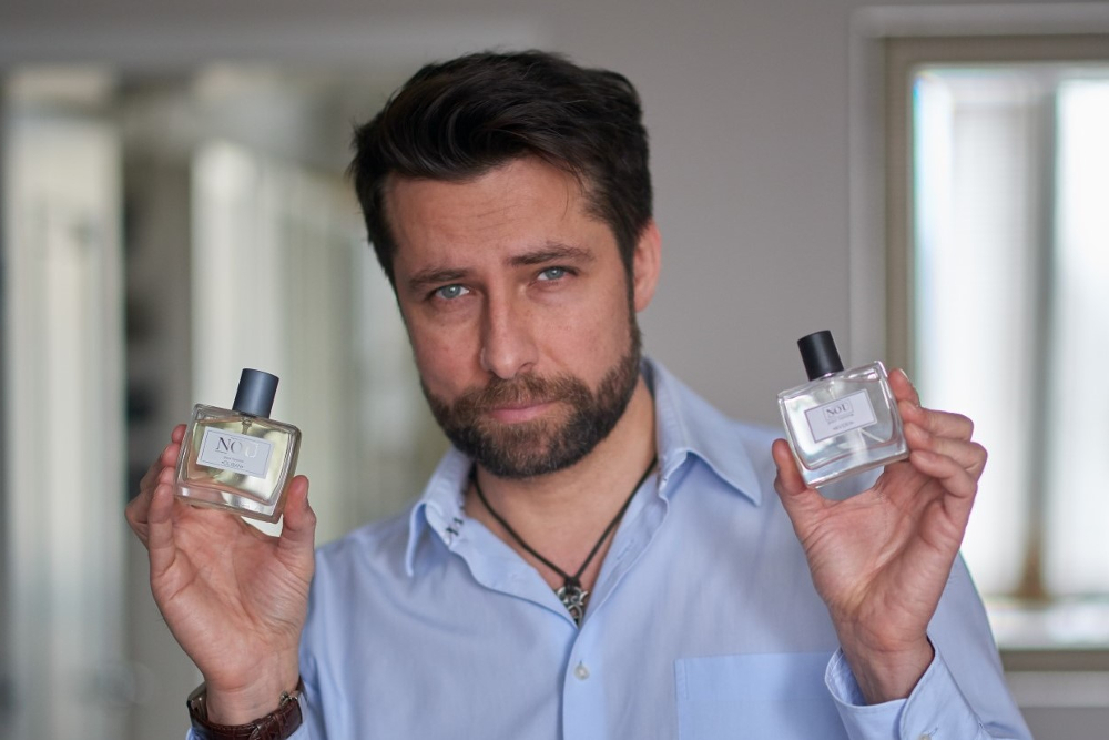 MrMature: Avery i Oliban – test dwóch zapachów polskiej marki Nou