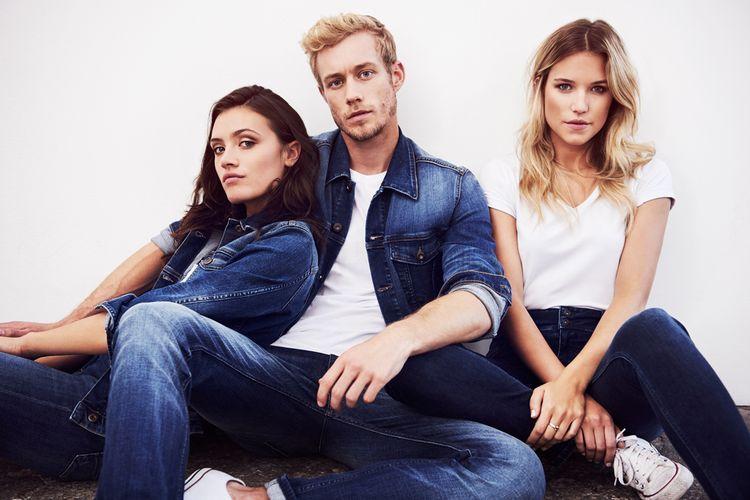 Jeans dla niej i dla niego – Nowa kolekcja Cross Jeans