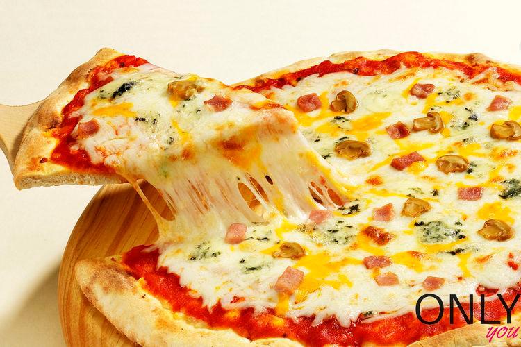 Najbardziej serowa pizza na świecie