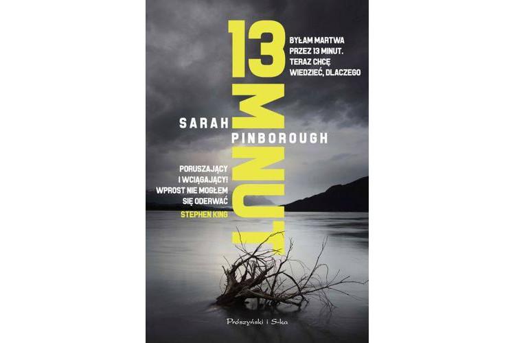 Recenzja książki: 13 minut – Sarah Pinborough