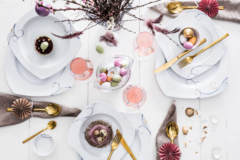 Stół na Wielkanoc – jak udekorować