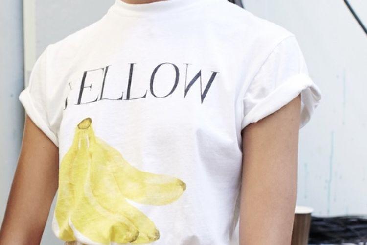 Co jest modniejsze, koszulka z awokado czy cytryną?