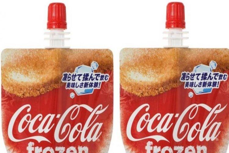Coca-Cola sprzedaje slushie!
