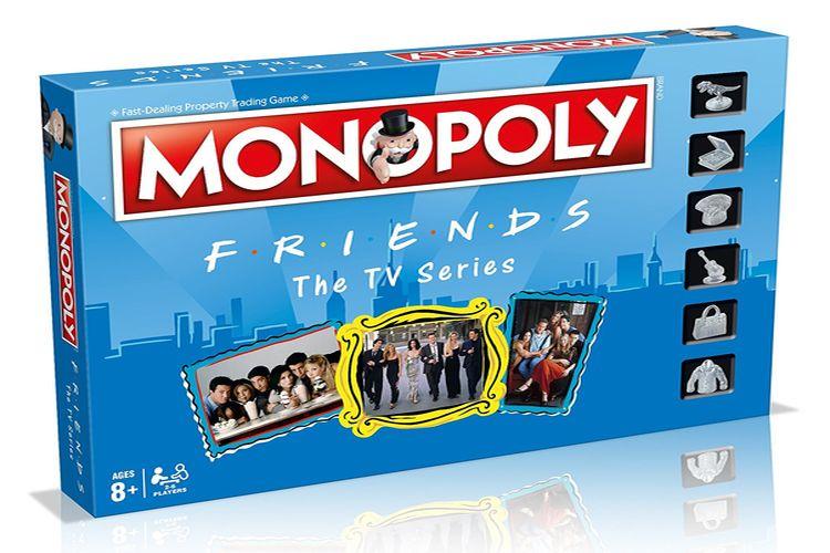 Monopol przyjaciele