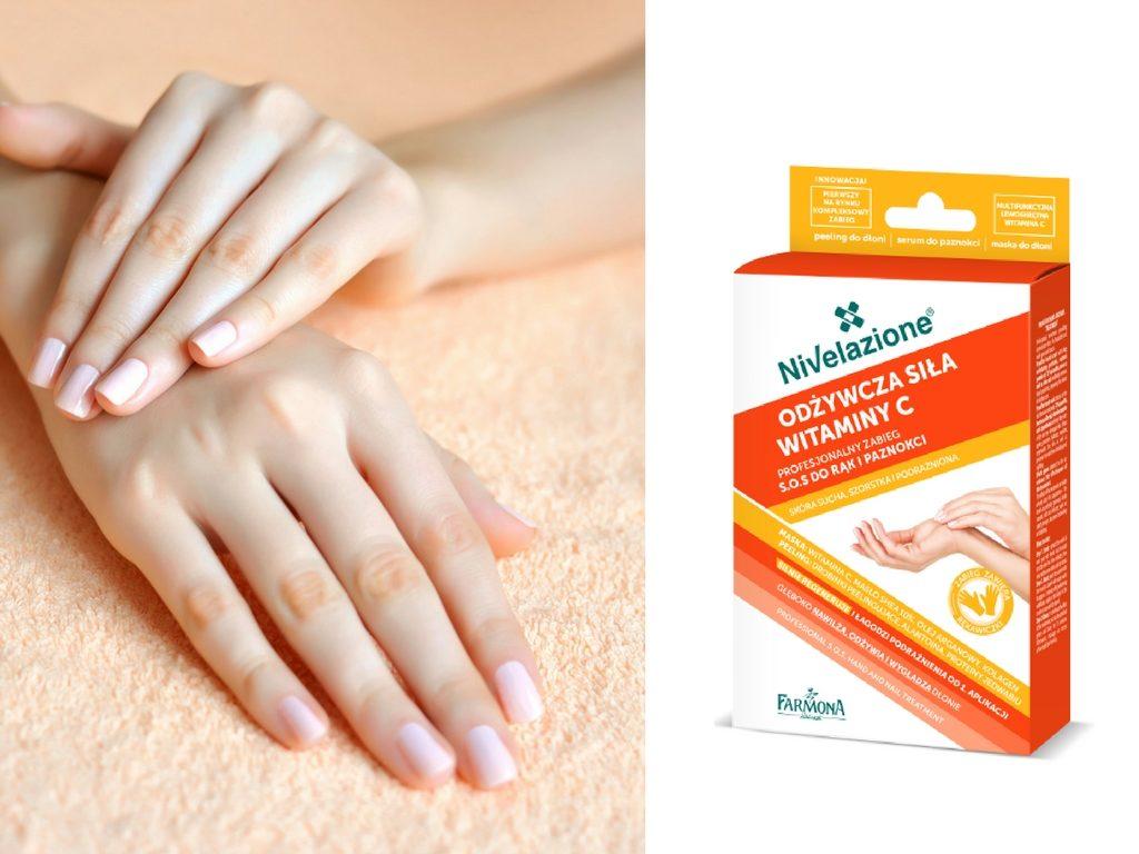 Kuracja dla dłoni Nivelazione S.O.S z witaminą C
