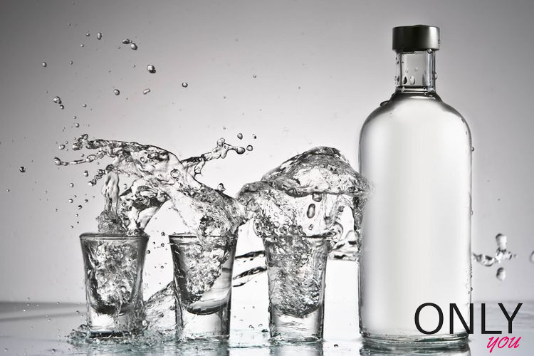 Jak dobrze wykorzystać wódkę