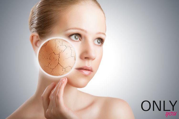 7 sposobów na suchą skórę