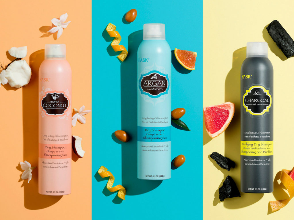 Hask Dry Shampoos