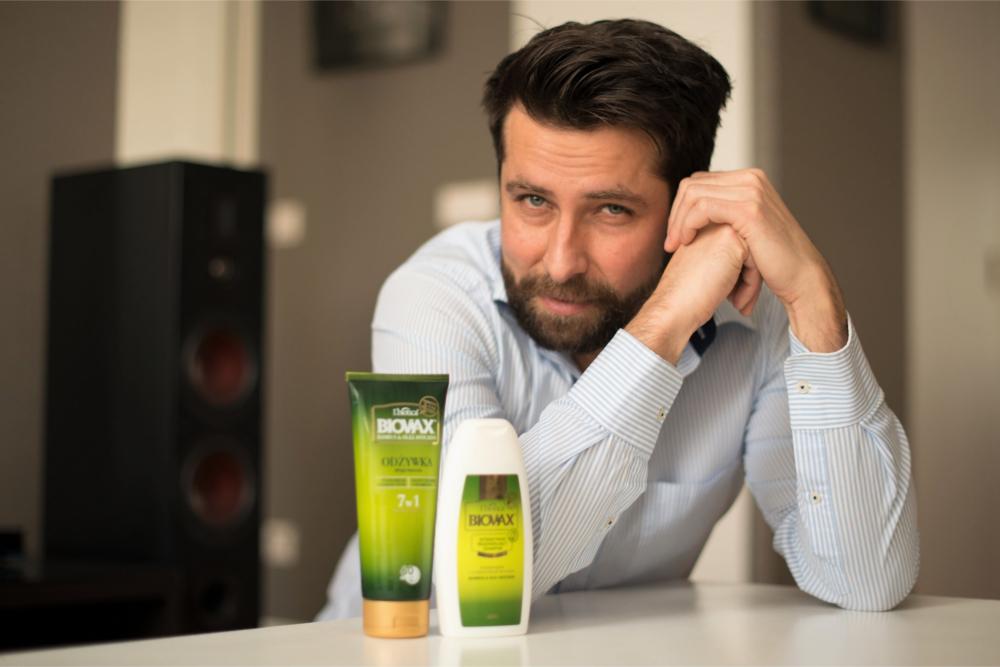 Mr Mature: test szamponu i odżywki Biovax