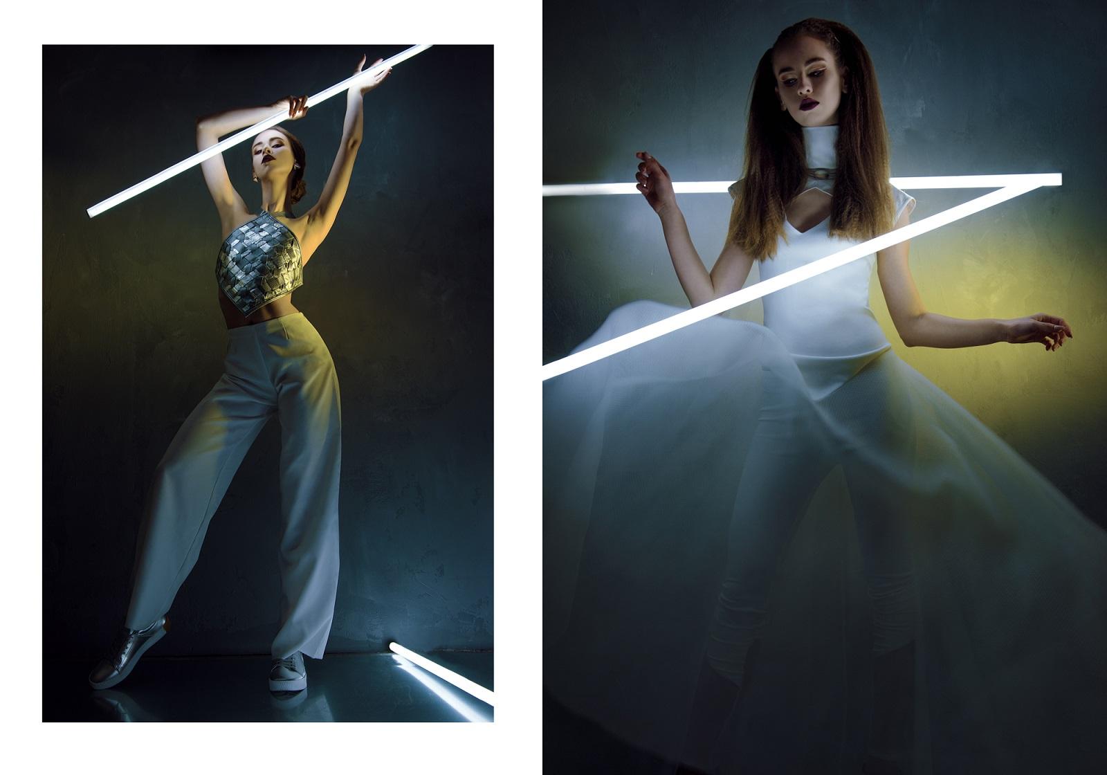 Relacja z wernisażu wystawy Wro Fashion Foto we wrocławskiej Renomie
