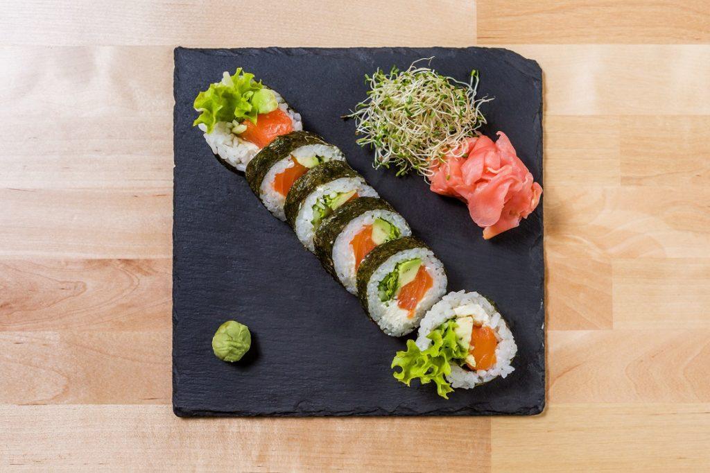 Jak zrobić idealne sushi