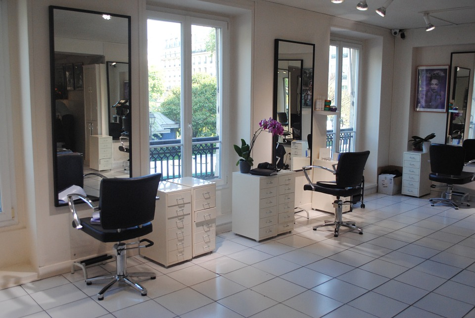 Dobry fotel fryzjerski