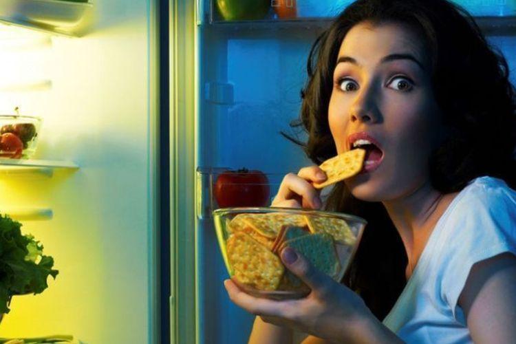 Co zrobić, by nie podjadać w nocy