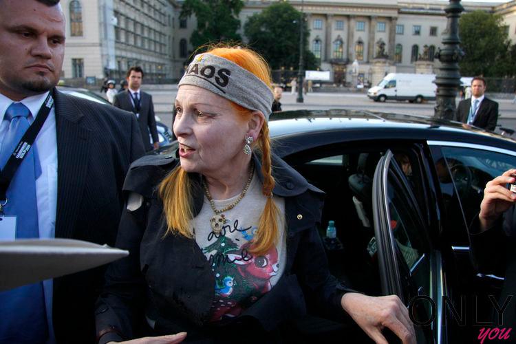 Burberry współpracuje z Vivienne Westwood!