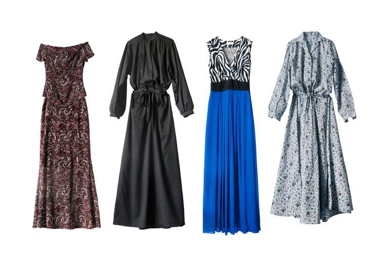 10 sukienek maxi na lato