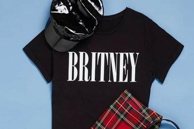 Czarna koszulka, która wzbudza emocje