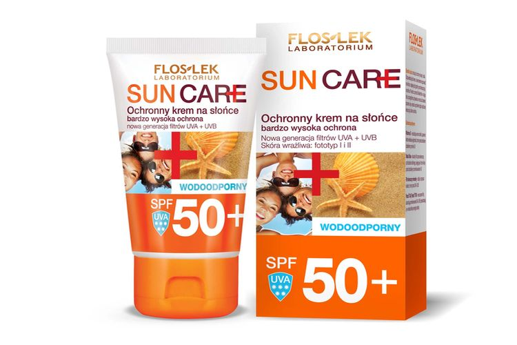 Preparaty do opalania z filtrem UV