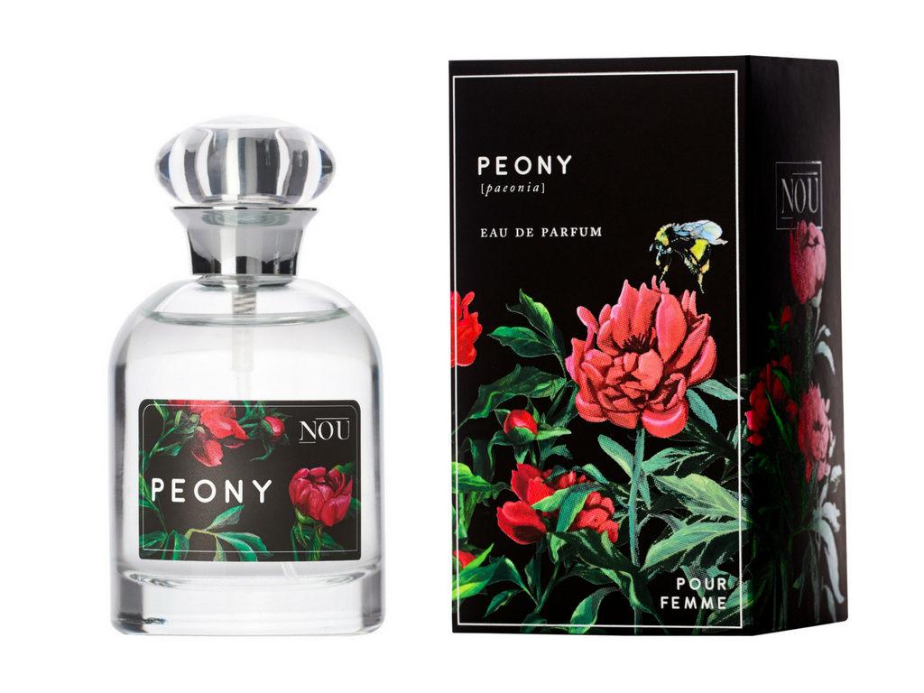 NOU Peony z nowej linii NOU Flowers