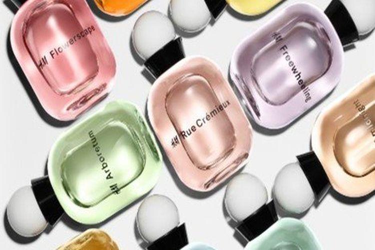H&M sprzedaje perfumy