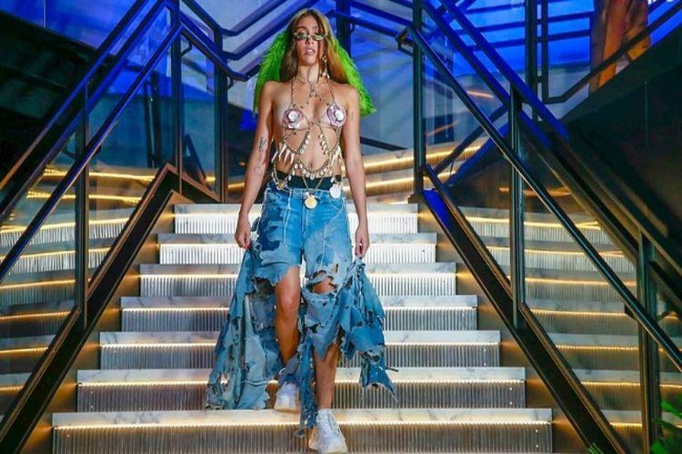 Córka Madonny została modelką!