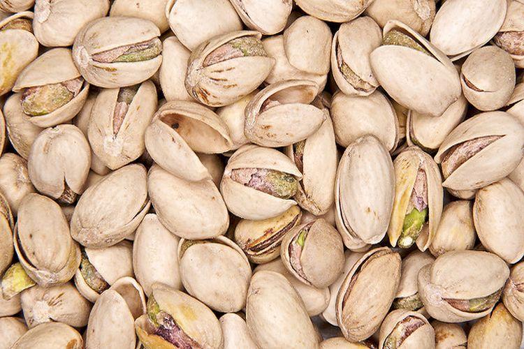 Na niższe ciśnienie krwi pistacje!