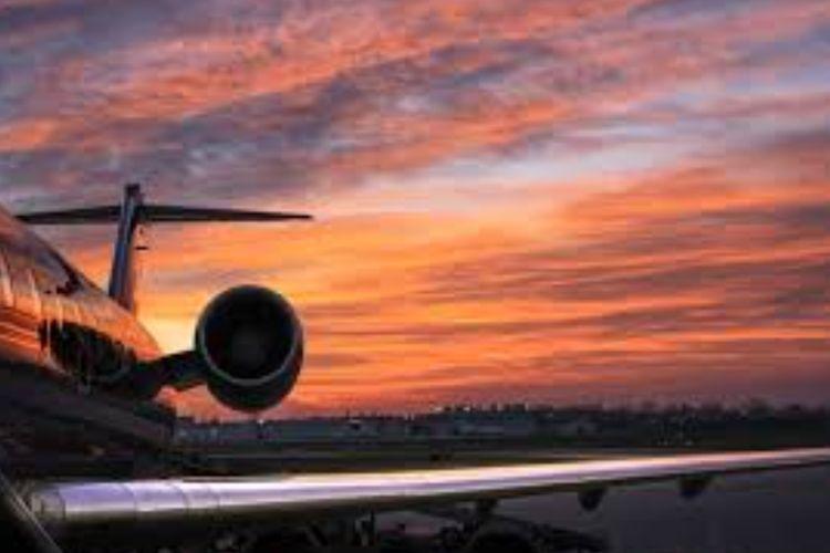 Skutki uboczne podróży samolotem