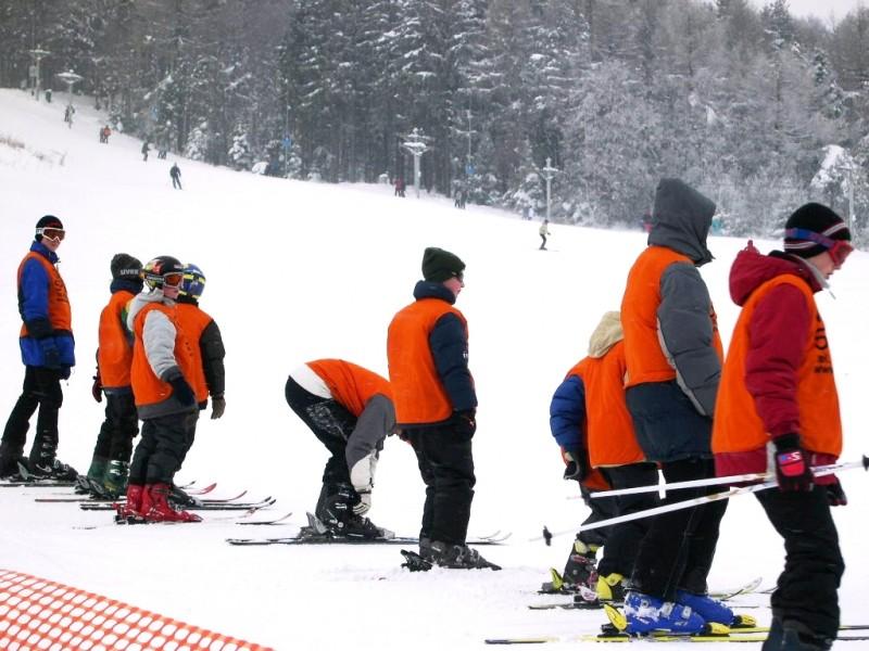 Niesamowity sylwester w Alpina Sport w Muszynie