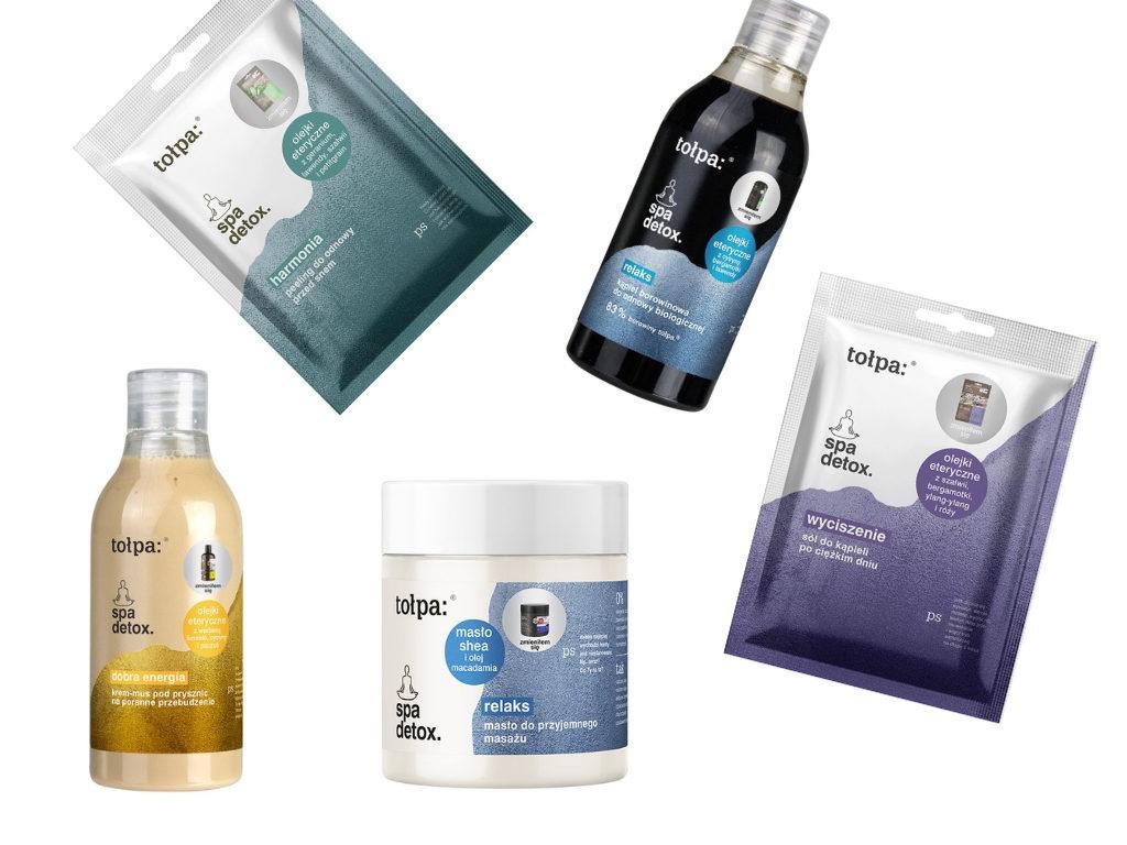 Detox i SPA dla skóry