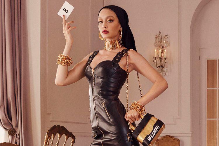 H&M współpracuje z Moschino