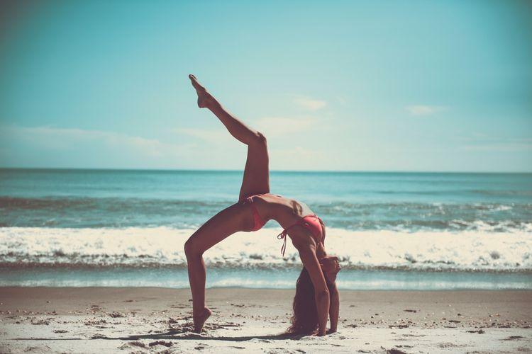 Uprawiaj jogę! Codziennie!