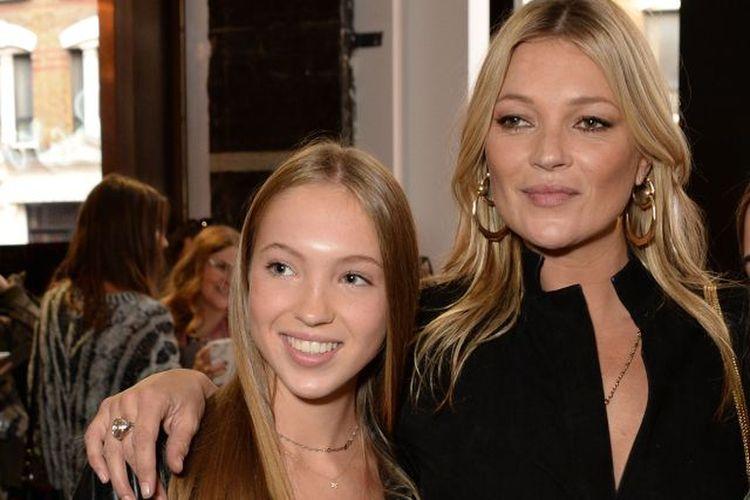 Córka Kate Moss debiutuje w świecie mody