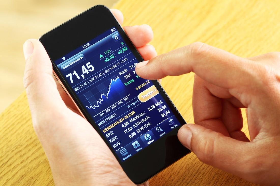 3 aplikacje, które pomagają inwestować kapitał