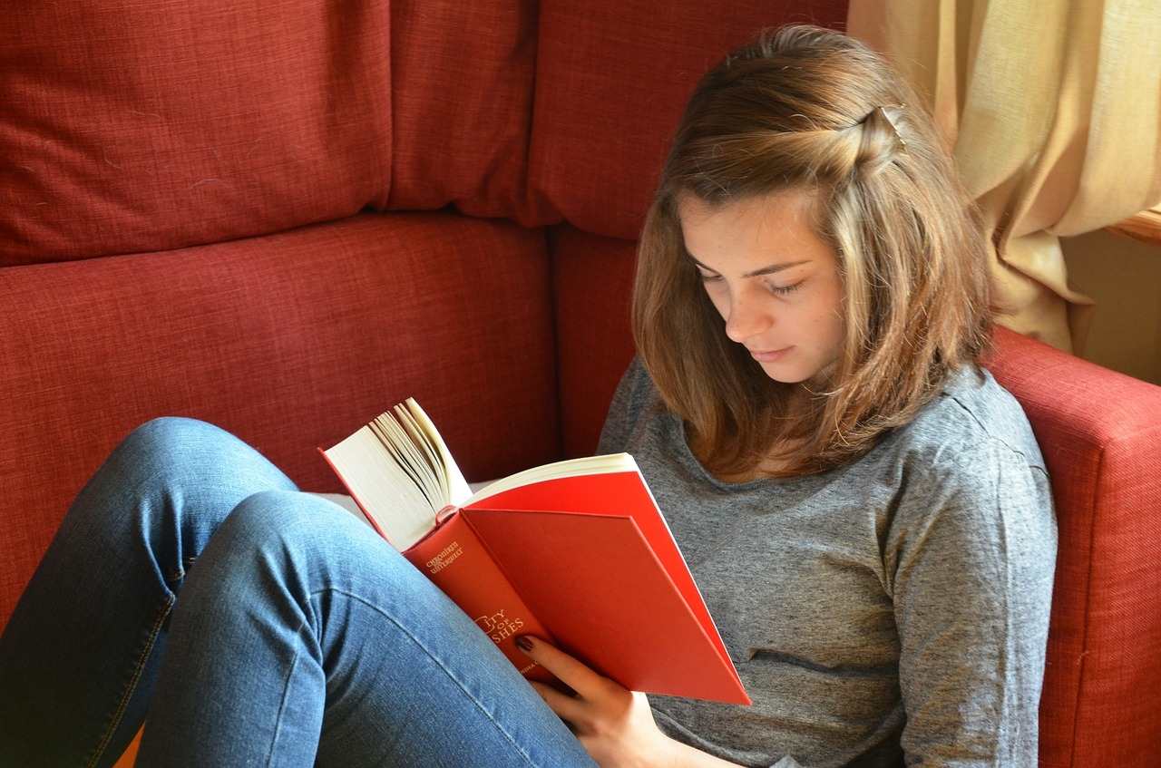 Jak zorganizować miejsce do czytania?