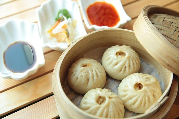 Chińskie bułeczki bao