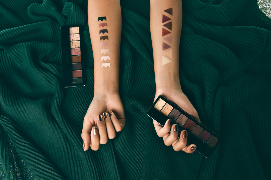 Palety makijażowe od Eveline: Twilight i Sunrise